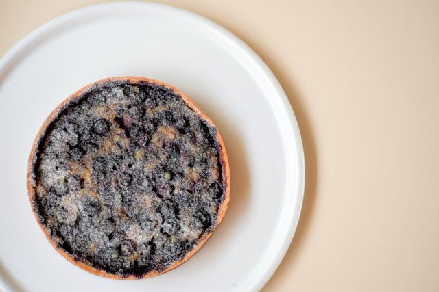 タルト・ミルティーユ(ブルーベリー) | タルトとフランス菓子専門店プチ・ラパンのオンラインショップ
